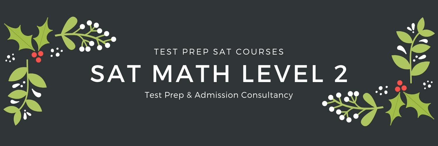 sat math 2 subject test prep courses in istanbul