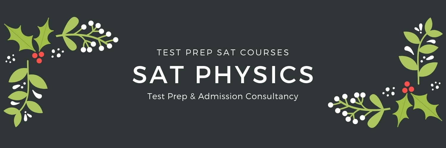 sat physics subject test prep courses in istanbul