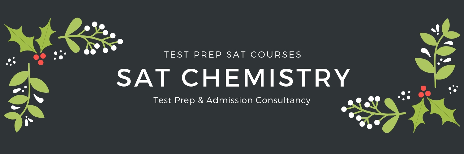 sat chemistry subject test prep courses in istanbul